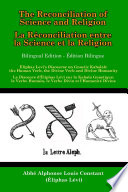 The Reconciliation of Science and Religion  Eliphas Levi s Discourse on Gnostic Kabalah   the Human Verb  the Divine Verb and the Divine Humanity