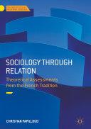 Sociology through Relation
