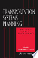 Transportation Systems Planning