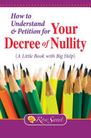 How to Understand   Petition for Your Decree of Nullity