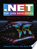 NET for Java Developers Migrating to C#