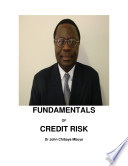 Fundamentals of Credit Risk Management