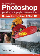 illustration Le livre Adobe® Photoshop®