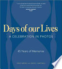 Days of Our Lives 45 Years Book PDF