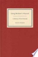 Georg B  chner s Woyzeck