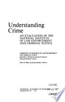Ebook Understanding Crime Epub Division of Behavioral and Social Sciences and Education Apps Read Mobile
