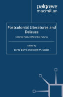 Postcolonial Literatures and Deleuze