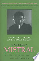 Selected Prose and Prose Poems
