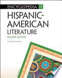 Encyclopedia of Hispanic American Literature