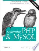 illustration Learning PHP & MySQL