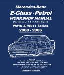 Mercedes E Class Petrol Workshop Manual