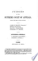 Reports of Cases Decided in the Supreme Court of Appeals of West Virginia