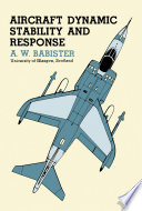 Aircraft Dynamic Stability and Response