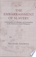 The Embarrassment of Slavery