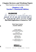 Glencoe Accounting  Chapters 1 28  Working Papers