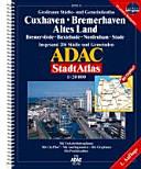 Grossraum St  dte  und Gemeindeatlas Cuxhaven  Bremerhaven  Altes Land