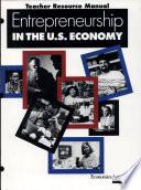 Entrepreneurship in the U s  Economy