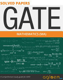 GATE Solved Papers for Mathematics  MA