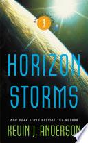 Horizon Storms  The Saga of Seven Suns   Book  3