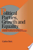 Political Parties  Growth and Equality
