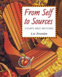 From Self to Sources