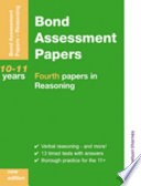 Fourth Papers In Reasoning