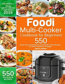 Foodi Multi Cooker Cookbook For Beginners
