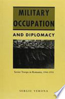 Military Occupation and Diplomacy