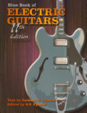 Blue Book Of Electric Guitars book