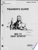 Mos 71e Court Reporter