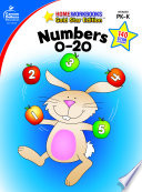 Numbers 0 20  Grades PK   K