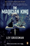 cover img of The Magician King