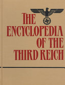 The Encyclopedia of the Third Reich