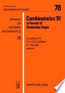 Combinatorics  81