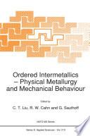 Ordered Intermetallics