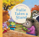 Halle Takes a Stand Book