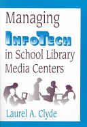 download ebook managing infotech in school library media centers pdf epub