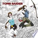 Tomb Raider Coloring Book