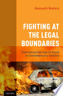 Fighting At The Legal Boundaries