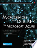 Microservices with Docker on Microsoft Azure  includes Content Update Program