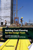 Building Cost Planning for the Design Team