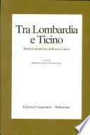Tra Lombardia e Ticino