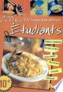 220 recettes faciles et pas ch  res pour   tudiants