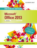 Enhanced Microsoft Office 2013  Illustrated Introductory  First Course