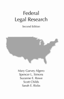 Federal Legal Research