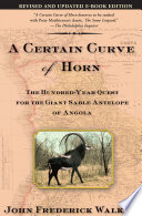 A Certain Curve of Horn