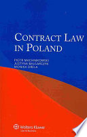 Contract Law in Poland