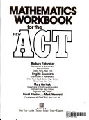Mathematics Workbook for the New ACT