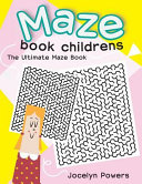 Maze Book Childrens