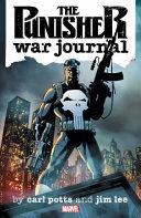 Punisher War Journal By Carl Potts Jim Lee